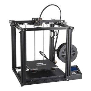 3D skrivare bäst i test - Creality Ender-5 3D-skrivare