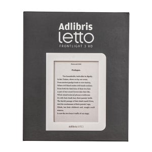 Adlibris Letto Frontlight 3 HD
