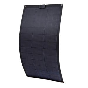 Flexibel Solpanel 80 W