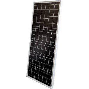 Solceller bäst i test - Sunset Polykristallin Solpanel 60 Wp 12V