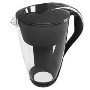 Vattenrenare - Dafi Vattenrenare glas 2 l antracitgrå