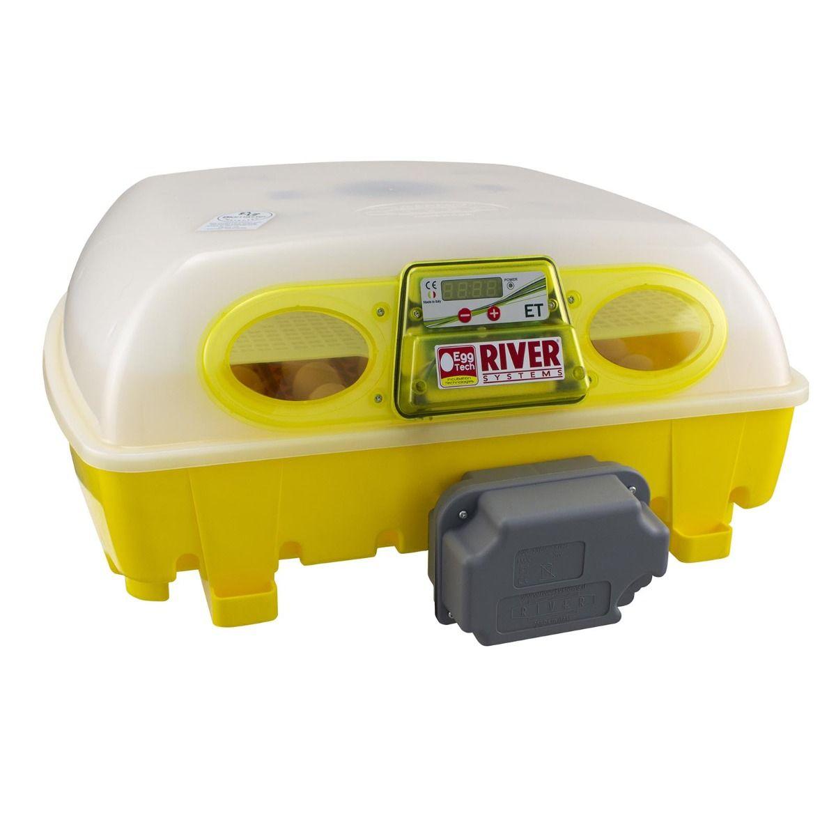 Bild på no 3 Äggkläckningsmaskin Biomaster ET 549A 49 ägg
