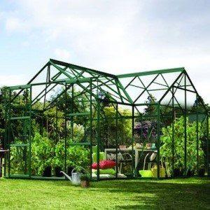 Växthus bäst i test - Vitavia Sirius 13000