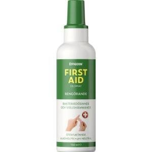 Bästa sårtvätten - Effigerm First AidFirst Aid