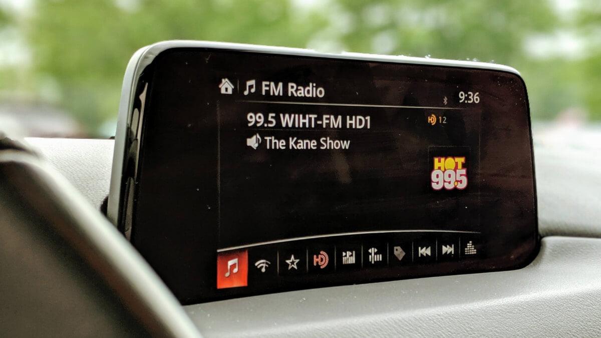 Bästa FM-sändaren