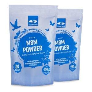 Healthwell MSM Pulver
