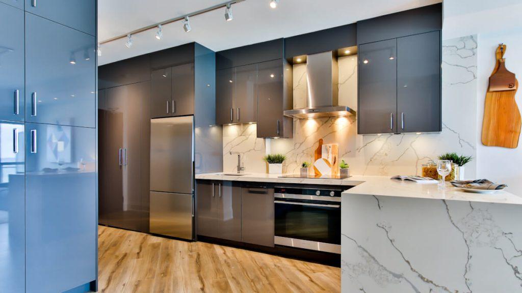 Bästa smarta/uppkopplade kylskåpet