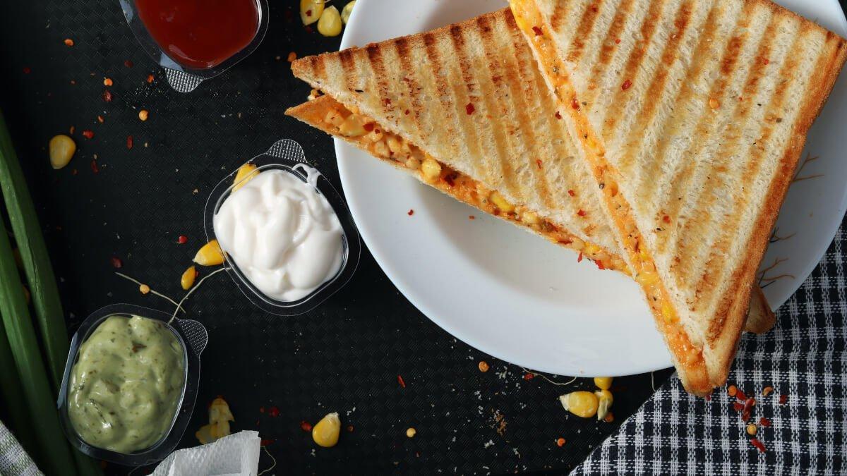 Bästa smörgåsgrillen