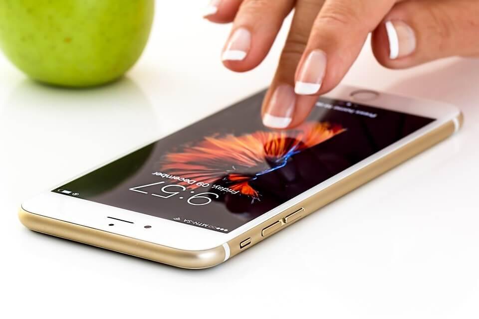 Smartphones inverkan på casinoindustrin