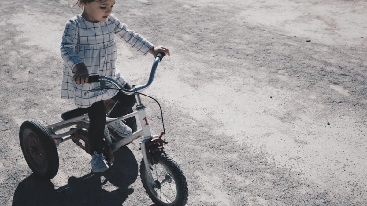 Trehjuling barn bäst i test